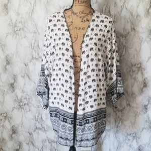 Elephant Kimono
